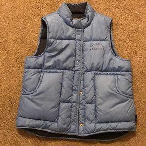 Polo Ralph Lauren Blue Puffer Vest